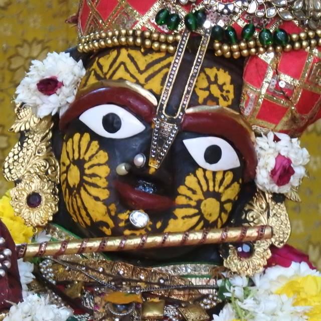 Radha Govind Devji Deity Darshan 01 Mar 2016 (3)