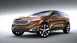 Kia Cross GT Concept unveiled in Chicago