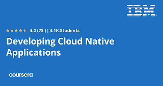 Best Coursera course to learn cloud native development