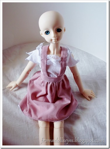 Cute new clothes for a bjd.