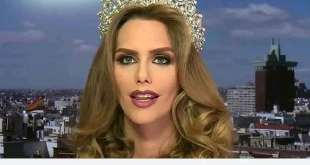 Ángela Ponce se convirtió en la primera mujer transgénero en ganar Miss Universo España y la polémica no ha parado desde entonces