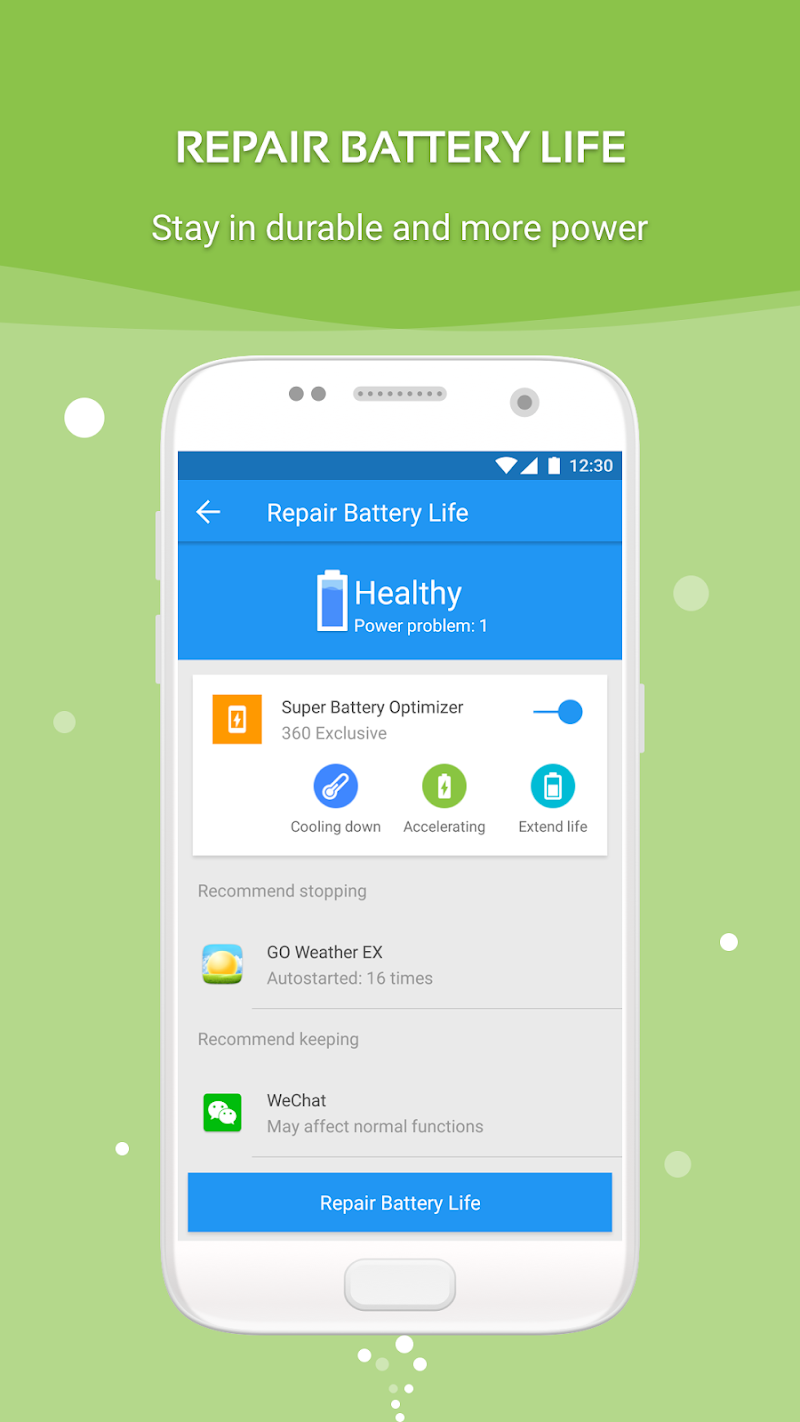 360 Security - Free Antivirus, Booster, Cleaner Screenshot 5