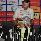 OIC - ENTSIMAGES.COM - Elite Hand Cyclist winner 1st place Mr Rafal Wilk at the Prudential RideLondon Grand Prix 2016    in London  29th July 2016 Photo Mobis Photos/OIC 0203 174 1069