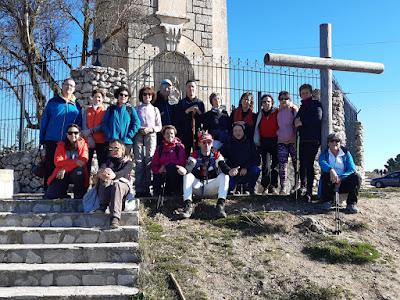 Ruta 3 picos en Cuenca