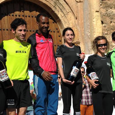 Carrera de Socuéllamos 2016 - Trofeos