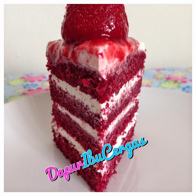 red velvet cake dengan ubi bit beetroot pewarna semulajadi pewarna beetroot ubi bit Kronologi Eksperimen Mendapatkan Warna Merah Semulajadi Red Velvet Cake 2014 12 17 2B11