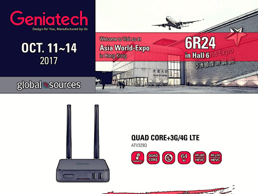 Geniatech - A global ODM / OEM manufacturer for smart TV and