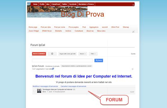 forum-blogger
