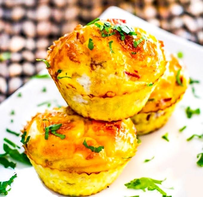Egg & Bacon Muffins Recipe | Breakfast Care