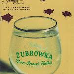 """""""Zubrówka. Bison Brand Vodka"""", Agros, Warszawa, broszura.jpg"""