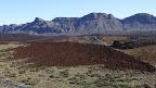 Vista de la zona de Los Roques de Garcia