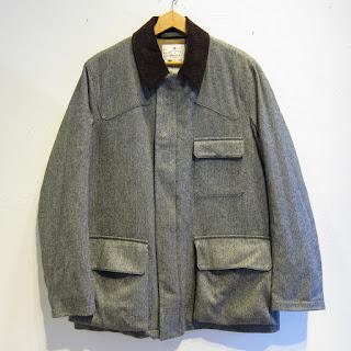 Private White V.C. Herringbone Coat