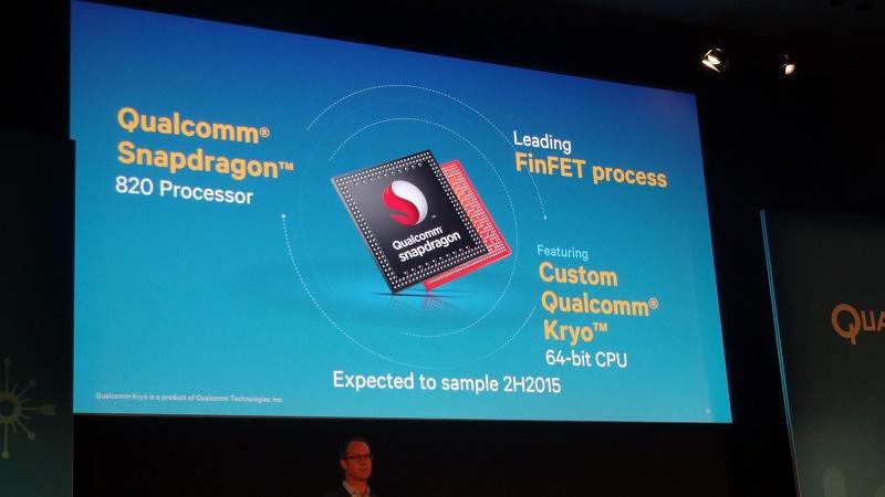 Snapdragon 820 sẽ cực kỳ mạnh mẽ