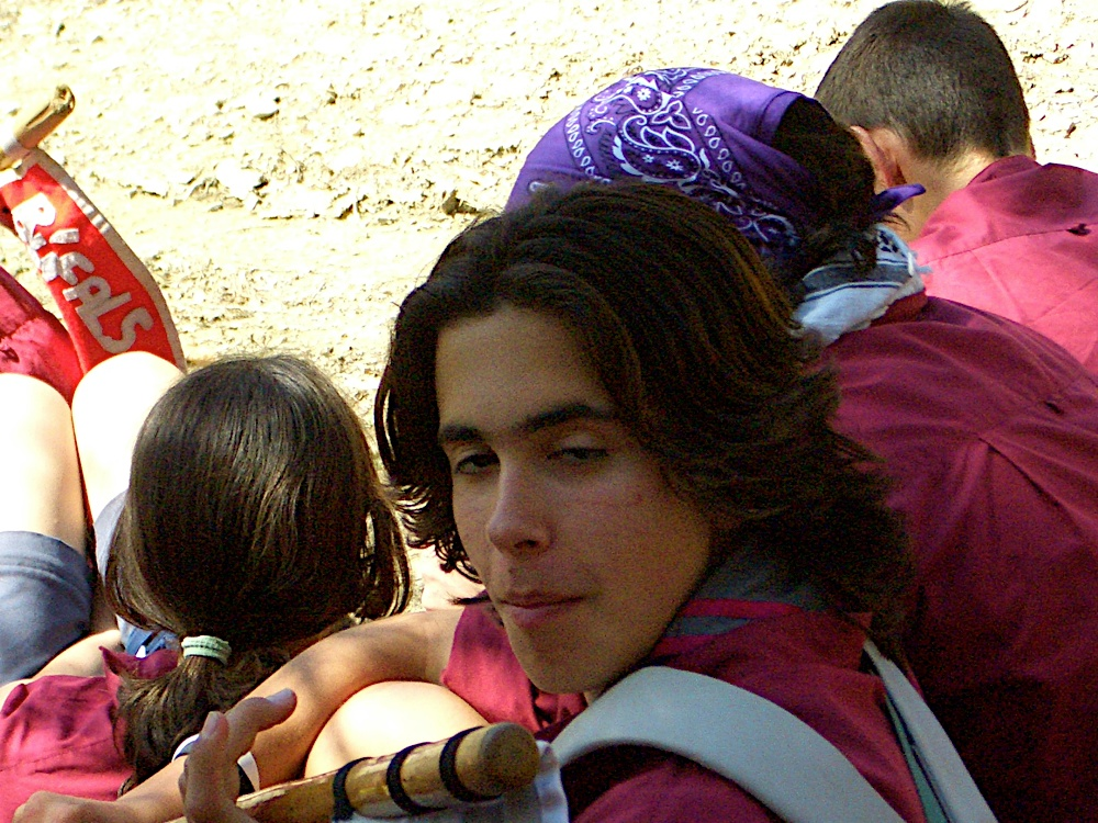 Campaments amb Lola Anglada 2005 - CIMG0349.JPG