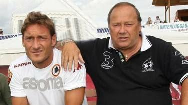 Morto il papà di Francesco Totti: era positivo al Covid