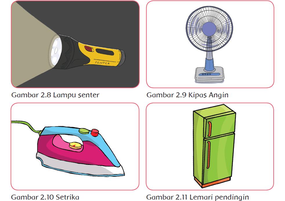 Kunci Jawaban Halaman 57, 59, 60, 61, 62 Tema 7 Kelas 4