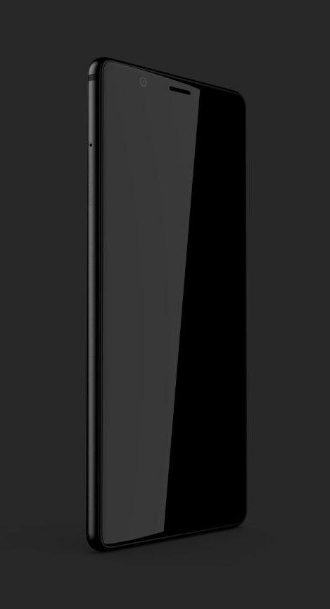 صور BlackBerry Ghost تكشف عن قدومه بشيء مختلف ومميز من بلاك بيري