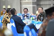 Wakil Ketua II DPRK Hadiri Konferensi Pemilihan Dewan Pimpinan Forum KKA Periode III
