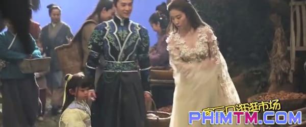 Gia đình Tam Sinh của Dương Dương - Lưu Diệc Phi ngọt như mật ngày lễ Thiếu nhi - Ảnh 4.