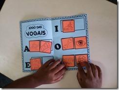 Jogo das Vogais