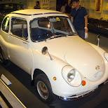 classic car at the edo-tokyo museum in Japan in Tokyo, Tokyo, Japan