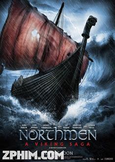 Chiến Binh Phương Bắc - Northmen - A Viking Saga (2014) Poster
