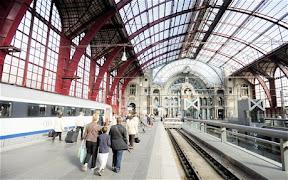 Túnel Solar que Conecta a Paris y Amsterdam