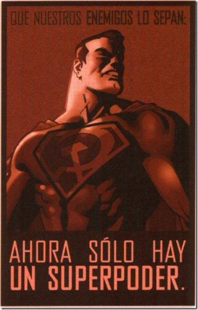 Reseña Comic: Superman, Hijo Rojo.