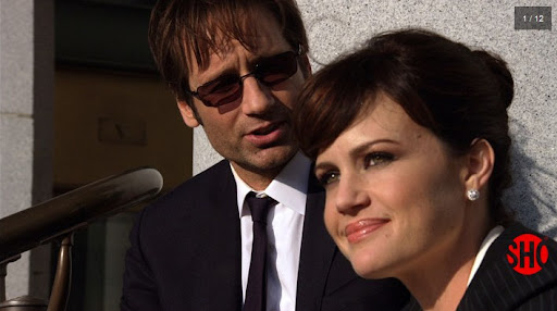 Californicaton - Episode 4.09 'Hank & Abby' (David Duchovny, Carla Gugino)