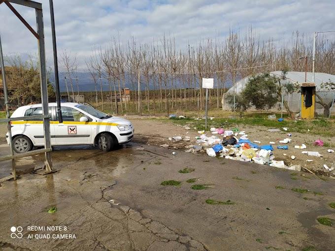 Η Δημοτική Αστυνομία Βέροιας για την ρύπανση του περιβάλλοντος