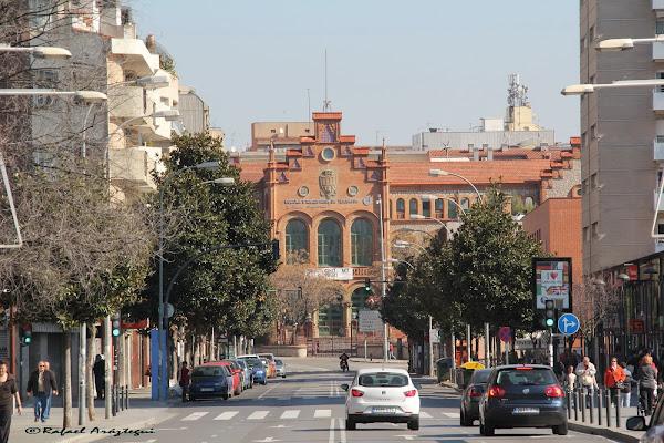 School of Engineering of Terrassa, Carrer de Colom, 1, 08222 Tarrasa, Barcelona, Spain