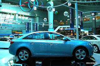 KIA NEW CAR /Photography by Ганзаак/