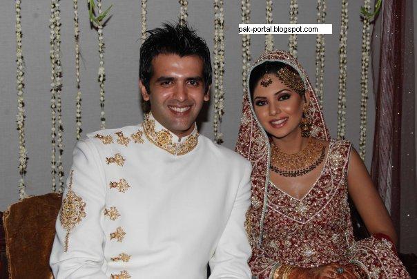 Sunita Marshal Wedding