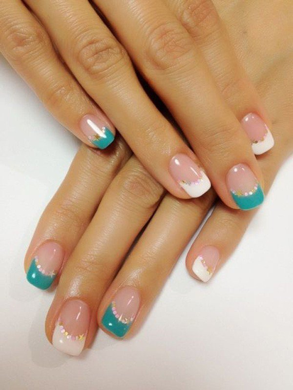 The Most Beautiful Colors And Shapes Of Nails More