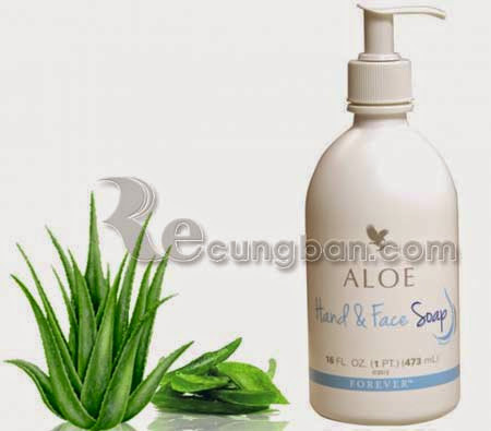 Sữa rửa mặt và tay Aloe Hand & Face Soap mã số 038