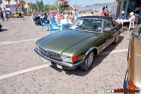 1980 Mercedes-Benz 350SL