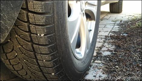 SUV-Hjul-Uppfart