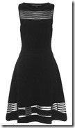French Connection Tobey Stretch Knit Dress