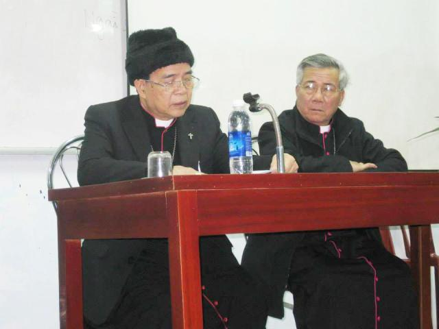 Thông báo về việc Truyền chức Linh mục của Giáo phận Hưng Hóa