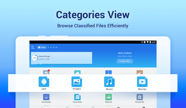 ES File Explorer File Manager APK screenshot thumbnail 11