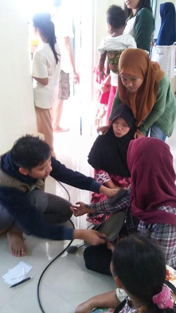 RS. AWAL BROS GROUP Buka Layanan Kesehatan Di Lokasi Gempa Selat Sunda