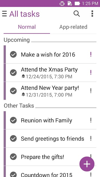 Do It Later: Tasks & To-Dos screenshot 1