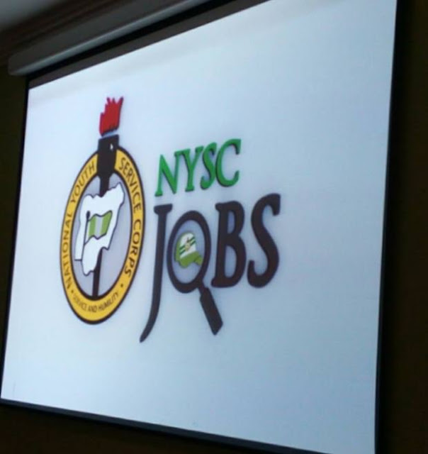 NYSC launches job portal for corps members