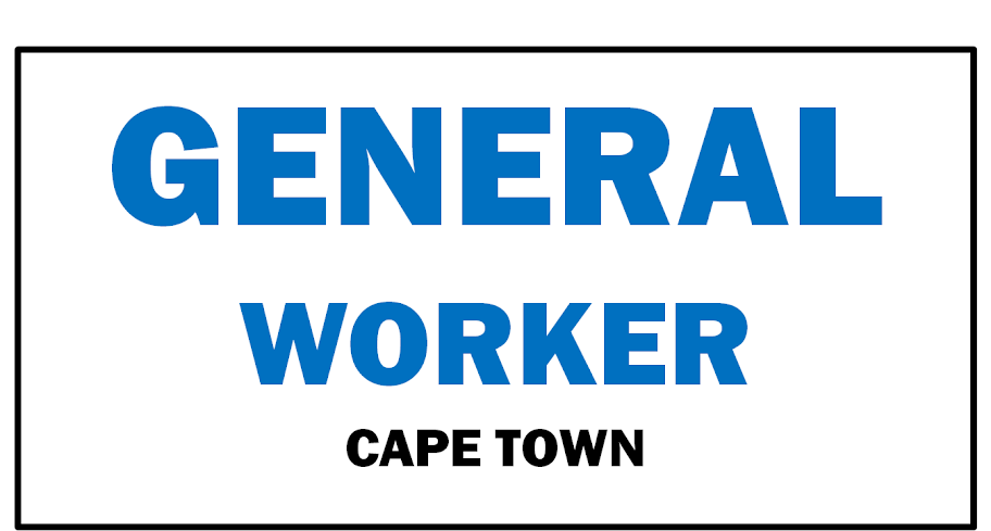 General Workers Urgently Required