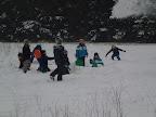stavíme ledové pevnosti