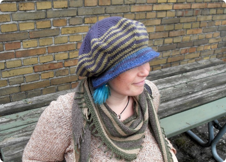 Mulberry hat