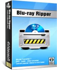4Videosoft Blu-ray Ripper 5.0.52