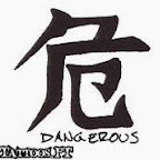 dangerous - Chinese Lettering Designs