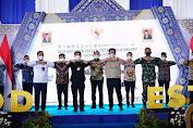 Hadiri Kick Off Food Estate Sumatera Selatan, Mentan SYL : Pangan Dari Sumsel Untuk Indonesia