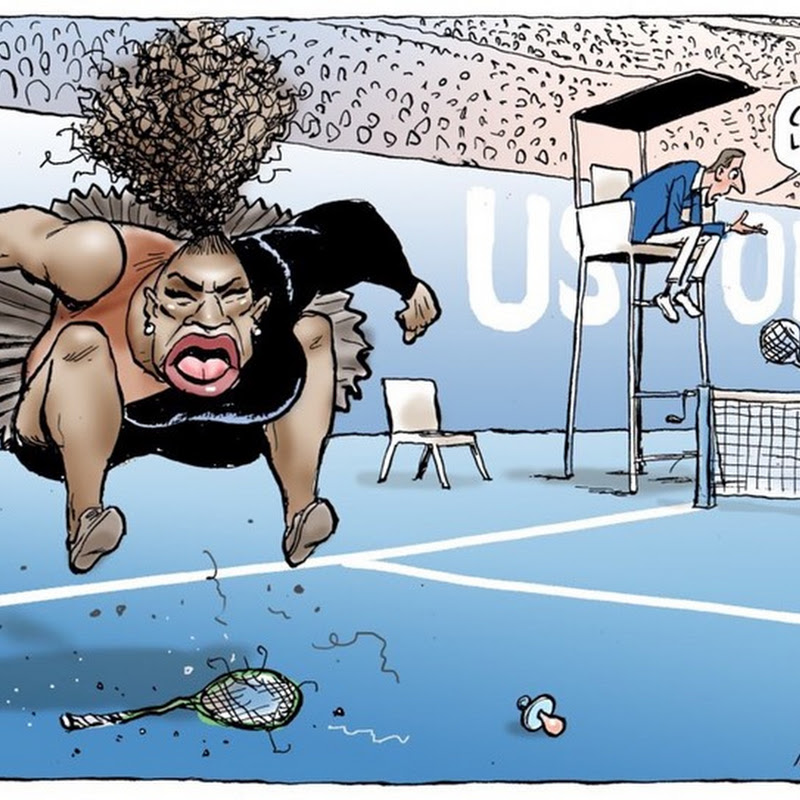 The Daily Nationalist: Serena's Protest Against Sexism – DN 091118